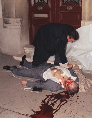 Assassinat de Georges Besse par le groupe Action Directe en 1986