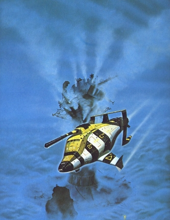 Chris Foss, Planets for sale