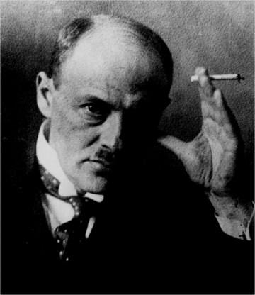 Max Scheler, circa 1912