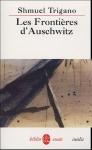 Shmuel Trigano, Les Frontières d'Auschwitz, Le Livre de poche