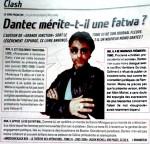 Dantec insulté par Technikart