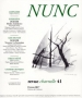 2017 - Revue Nunc, n°41