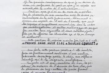 Michel Fourniret Le Monstre Epris D Orthographe Stalker