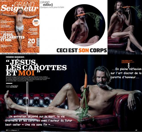 Frédéric Beigbeder pose nu dans Grand Seigneur Hiver 2018 no11.png