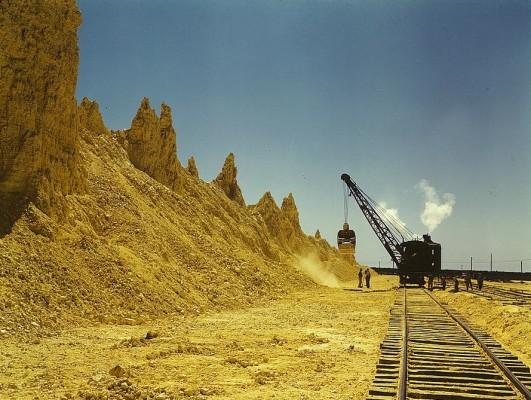 Photographie de John Vachon, Hoskins Mound, Texas, 1943