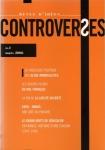 La revue Controverses publiée par L'Éclat