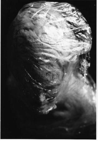 Sculpture d'Alain-Jacques Lévrier-Mussat, photographie de l'auteur