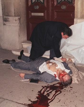 Assassinat de Georges Besse par le groupe Action Directe en 1986