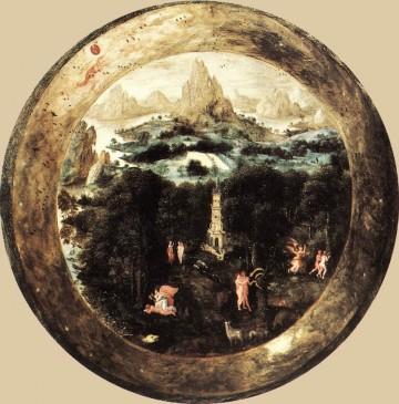 Herri met de Bles, Le Paradis, XVIe siècle