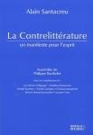 La Contrelittérature, dirigée par Alain Santacreu