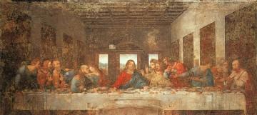 Léonard de Vinci, Le dernier Souper, 1495-1498